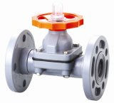 Diaphragm Valve Parts-Valve Body with Sand Casting (OEM Service)