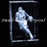 cubo del baloncesto del laser 3D (ND7031)