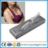 Remplissage cutané d'injection de bout d'hydrogel d'acide hyaluronique d'agrandissement de sein