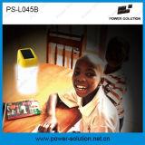 Lanterne à LED solaire avec batterie Life Po4 Garantie de 2 ans (PS-L045B)