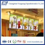 Menor restaurante LED display board