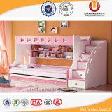 신식 아이들 가구 멜라민 아이 침대 디자인 (UL-HE602P)
