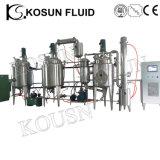 Edelstahl-Kräuterrosen-wesentliches Öl Slovent Extraktion-Maschine