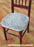 Estera 100% de la silla del Chenille del poliester