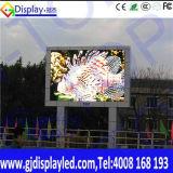 Creare i nuovi periodi brillanti dalla visualizzazione di LED del G-Parte con HD