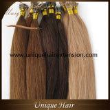 Estensioni che dei capelli della cheratina di fusione dissipate doppio brasiliano di Remy del Virgin mi capovolgo