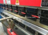Máquina de dobra hidráulica rolada do CNC da placa