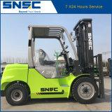 Forklift Diesel de China 3.5ton com o motor de Japão Isuzu