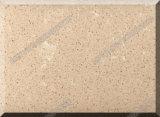 백색 돌 단단한 지상 인공적인 석영 석판 가격