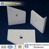 Alúmina azulejos de cerámica para la protección resistente a la abrasión