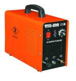 máquina de soldadura do TIG do inversor da C.C. 200AMP (TIG-200)