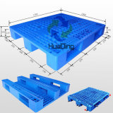 단 하나 직면된 창고 HDPE 물자 플라스틱 깔판