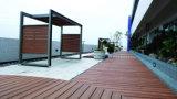 Настил Decking огнезащитной водоустойчивой окружающей среды напольные WPC деревянные пластичные Composit/Decking/панель/доска