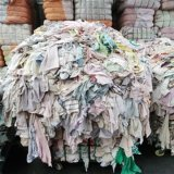 Réutilisation du tissu Rags de Cutted
