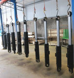 採鉱設備のための中国の機械装置の水圧シリンダ