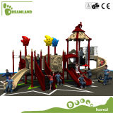Kind-Unterhaltungs-Plastikim freienspielplatz für Kinder
