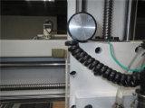 Machine à grande vitesse de couteau de commande numérique par ordinateur de Jinan mini