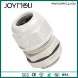 IP68 elektrischer RoHS Plastikkabel-Verbinder des nylon-Pg7