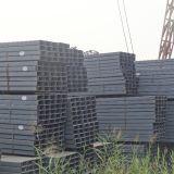 La meilleure pipe de vente de grand dos noir de matériau de construction de Ss400 Q235
