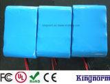 Batterie du polymère LiFePO4 d'ion de lithium de la caisse d'acier inoxydable 12V50ah