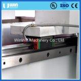 preço de bronze de alumínio da máquina do router do CNC da maquinaria da gravura do metal 4axis