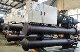 Water Cooled Screw Chiller for Spraying