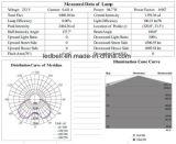 Luz al aire libre del maíz del alto voltaje 85V-300VAC 100W LED de la UL