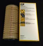 elemento filtrante del combustibile 1r0756 per i motori del trattore a cingoli