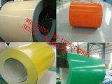 Steel/PPGI/Al-Zinc galvanizado Pre-Painted PPGI