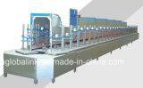 Linha de produção dos Earplugs da espuma