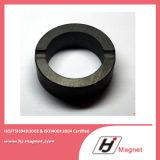Starker kundenspezifischer Ferrit-Ring-Magnet für Abnehmer-Verbrauch 2017 auf Motor