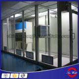 Clase Laboratorio 100 de PVC Cortina Cleanbooth, suave pared del sitio limpio con flujo laminar