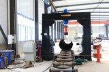 Terminar el equipo de soldadura de la soldadora de acero de postes de la torre del octágono