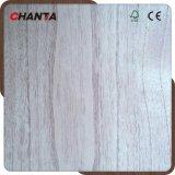 Feira de madeira de melamina de grau de mobiliário de 18 mm com cor diferente