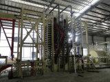 Производственная линия настила MDF деревянная
