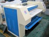 Ce automático pequeno da máquina passando de Flatwork Ironer 1200mm do tamanho & GV usados em navios (único rolo)