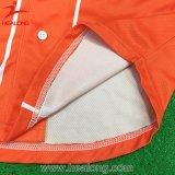 ロゴの昇華クラブ安いCusomの野球のジャージの衣服デザイン