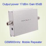 impulsionador do sinal da rede do prolongamento GSM900MHz do sinal do telemóvel 900MHz, repetidor do sinal da G/M
