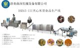 Core Fiiling Snakes Food Processing Line, Haute Qualité Core Filling Snacks Food Making Machine