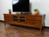 صلبة خشبيّة تلفزيون حامل قفص ([م-إكس2184])