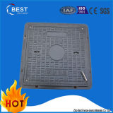 Never Rust Circular Composite SMC Manhole Covers with Rings