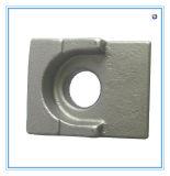 /Bronze en aluminium moulant la ligne directe bride par la pièce forgéee à froid de pièce forgéee chaude