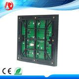 Publicidad del módulo al aire libre de la visualización de LED P6 SMD RGB LED