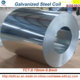 Enroulement en acier galvanisé plongé chaud/Gi (0.13--1.3mm)