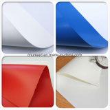 Estructura extensible incombustible e impermeable de la membrana de la cubierta de tela del encerado del PVC