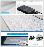 Indicatore luminoso di via a energia solare del LED
