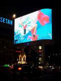 Gran pantalla HD P8 color al aire libre pantalla LED para hacer publicidad, impermeable IP65