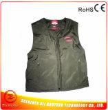 Куртка/тельняшка звероловства нагрева электрическим током Windproof здравоохранения перезаряжаемые