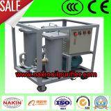 Retirer l'épurateur de pétrole portatif d'impuretés, machine de filtration de pétrole