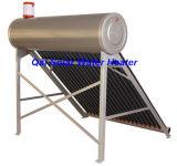 Calefator de água solar do uso da família de 200 litros